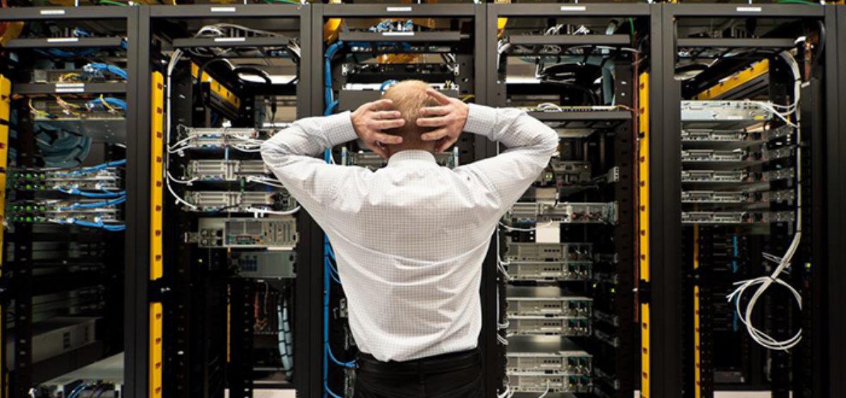 servidor lento